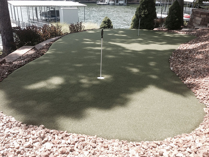 Putting-green Turf Family Sport Outdoor